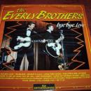Everly Brothers : bye bye love